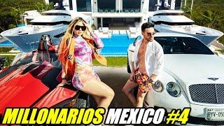 LOS MILLONARIOS DE SONORA 💰EXCENTRICIDADES DE MEXICO 🤑