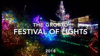 The Grotto's Christmas Festival of Lights 2018