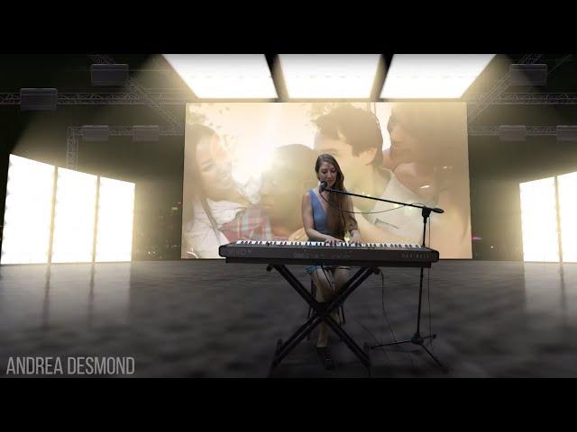 Andrea Desmond  - All I Can (Live Stream)