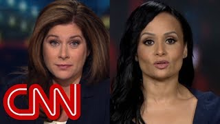 Erin Burnett presses Trump adviser on Omarosa recording