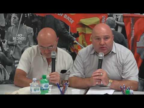 Incontro internazionale con il Donbass