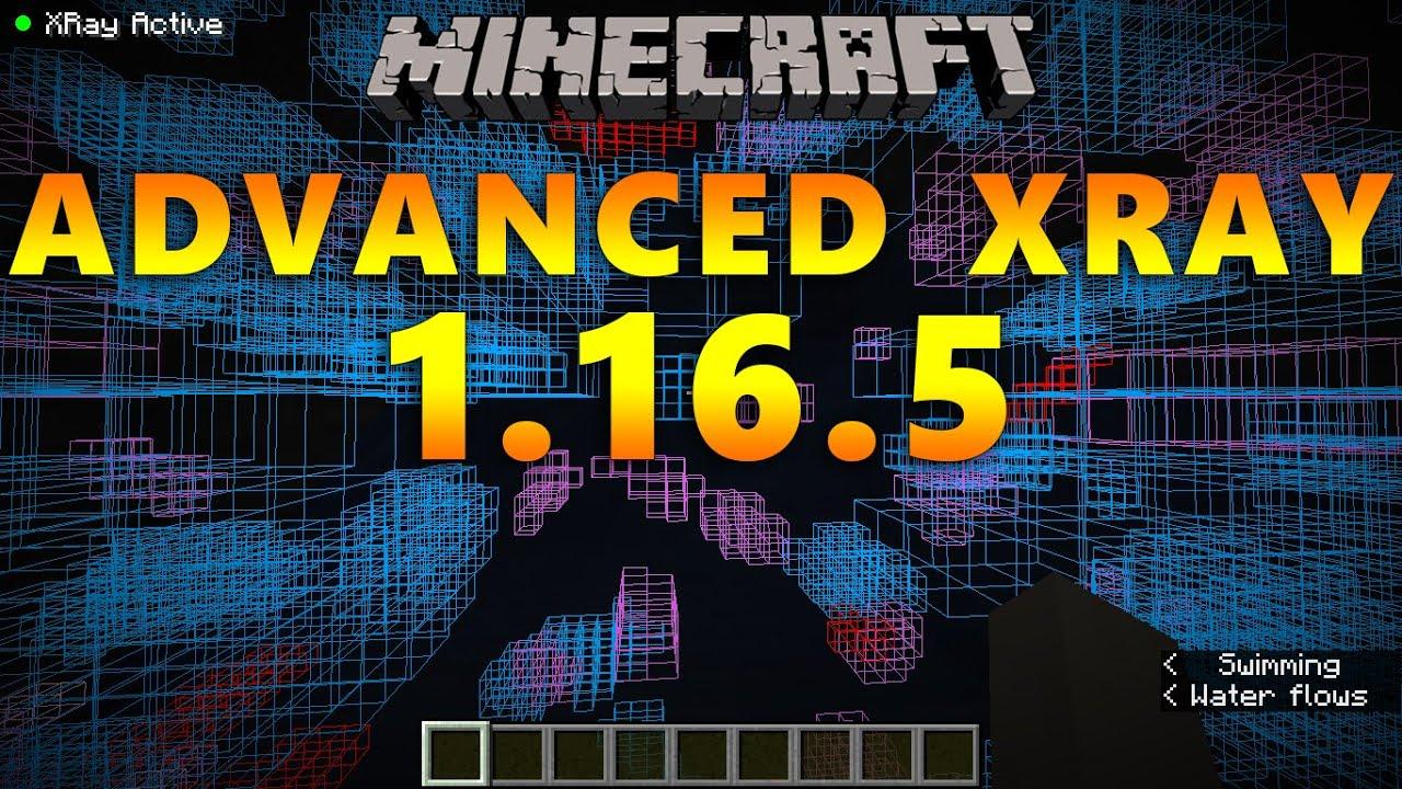 Advanced Xray 1 16 3 Mod How To Install Advanced Xray In Minecraft 1 16 3 X Ray Minecraft 1 Minecraft