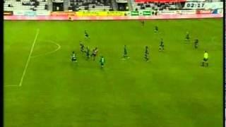 Wacker Tirol-SK Rapid 2:3 Mario Bazina