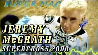 Jeremy McGrath Supercross 2000 (FMV Intro)