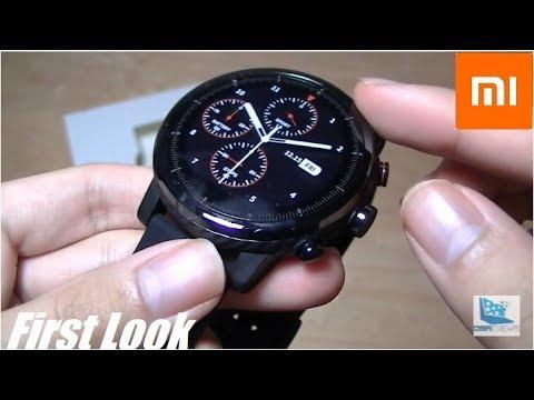 comprar online 07abd f09db Unboxing: Xiaomi Amazfit Pace 2 (Stratos Smartwatch)
