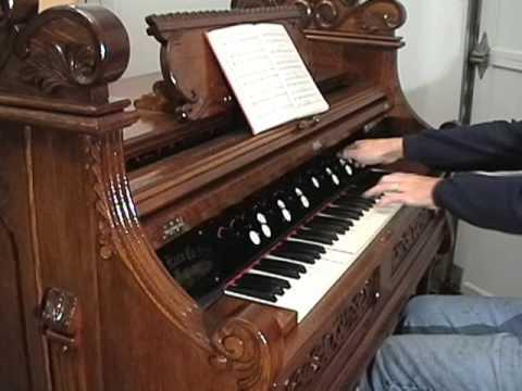 Hark the Herald Angels Sing - Merry Christmas! - D.W. Karn Reed Organ Debut