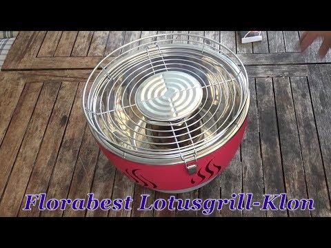 Rauchfreier Holzkohlegrill Lidl : Lotusgrill der rauchfreie holzkohlegrill seite grillforum