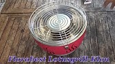 Florabest Holzkohlegrill Anleitung : Florabest lidl holzkohle grill mit aktivbelüftung: 1 jahres fazit