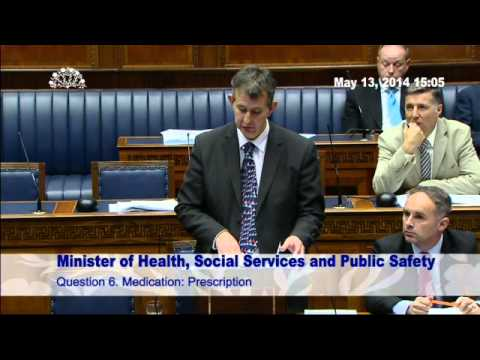 Question Time: Health, Social Services and Public Safety 13 May 2014