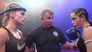 ROAR COMBAT LEAGUE 4 - Josephine LUNDGREN KNUTSSON  vs Christi BERETON