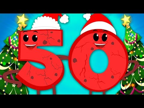 1 To 50 Numbers Song For Kids   Learn Numbers For Children   Counting Numbers 123