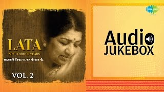 80 Years of Lata Mangeshkar (Vol 2) | Top Old Hindi Lata Songs | Audio Jukebox
