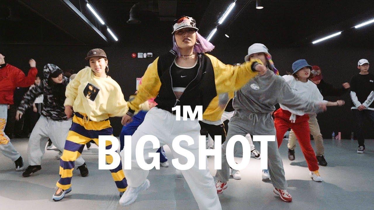 O.T. Genasis - Big Shot / Rie Hata Choreography