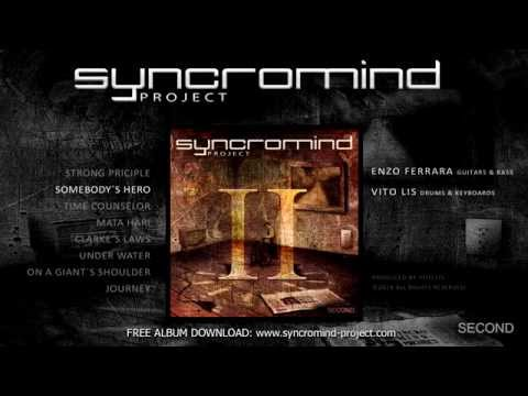 SYNCROMIND PROJECT - SECOND - [FULL ALBUM] 2014 - instrumental progressive rock - high quality (HQ)