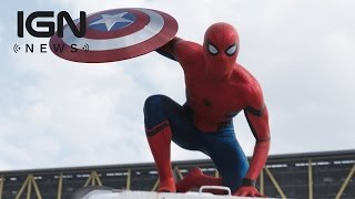 New Spider-Man: Homecoming Image Showcases Costume - IGN News