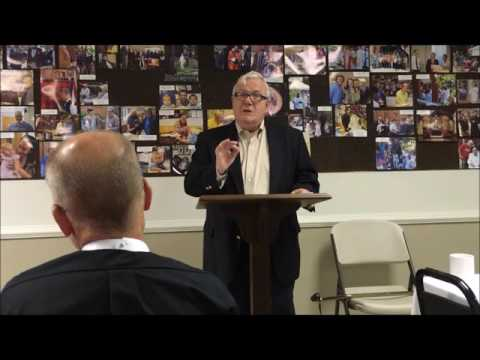 2016 SCP Atlanta - Dr. Luke Timothy Johnson Highlights on Priestly Formation