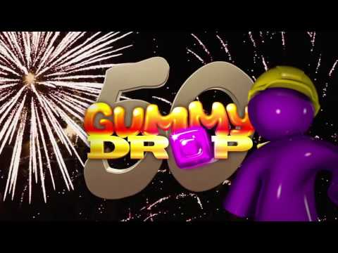 Gummy Drop! - 50th City Movie