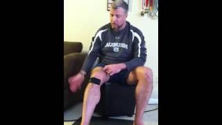meniscus kt tape