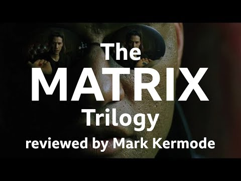 Download The Matrix Trilogy reviewed by Mark Kermode