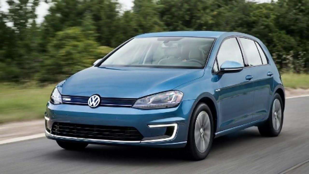 2019 Volkswagen E Golf Release Date