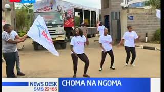 Radio Maisha flags off Choma na Ngoma roadshow