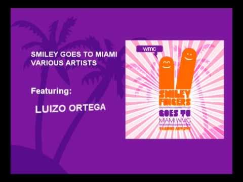 SFS002 Various Artists - Smiley Goes To Miami - Smiley Fingers