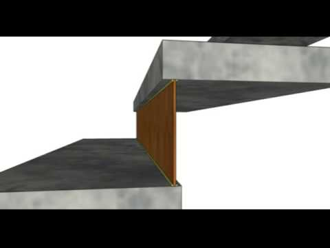 How To Attach New Risers To Existing Marble Treads   Stair Safety Repairs