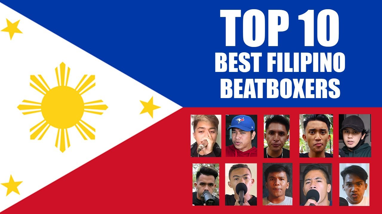 Top 10 | Best Filipino Beatboxers | Beatbox Allstars