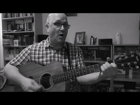 Brown Eyed Handsome Man - Chuck Berry / Buddy Holly Cover - Jez Quayle Rock and Roll mp3