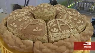 Мордовия представила на «Золотой осени-2017» чёрную икру, пармезан и фуа-гра