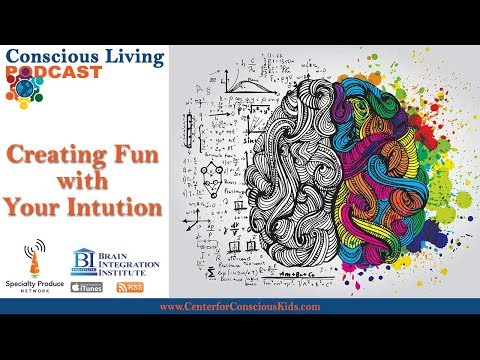Creating Fun with Your Intuition