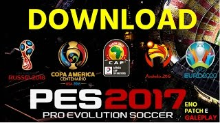 Licença PATCH DLC 2.0 ,,PES 2017 PC DOWNLOAD