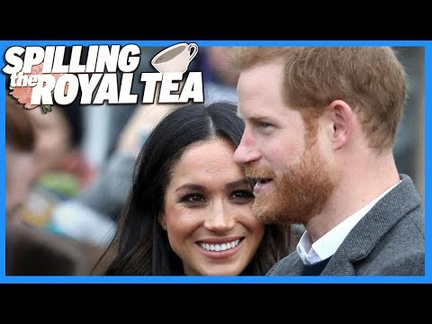 Prince Harry and Meghan Markle's Trip to Scotland | Spilling The Royal Tea