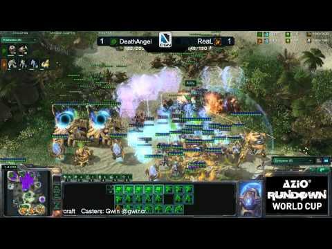 TypeReaL vs. AL.DeathAngel - Game 3 - Part 2
