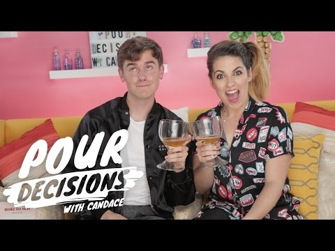 How to Slay a First Date with Connor Franta | Pour Decisions