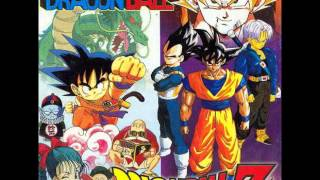 Dragon Ball Z - Soundtrack LATINO (Full Album)