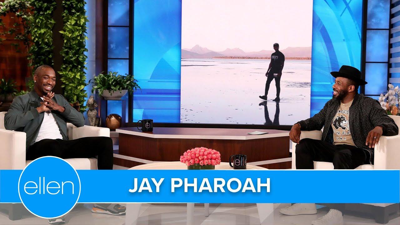Jay Pharoah's Full Circle Moment with Celebrity Crush Christina Milian