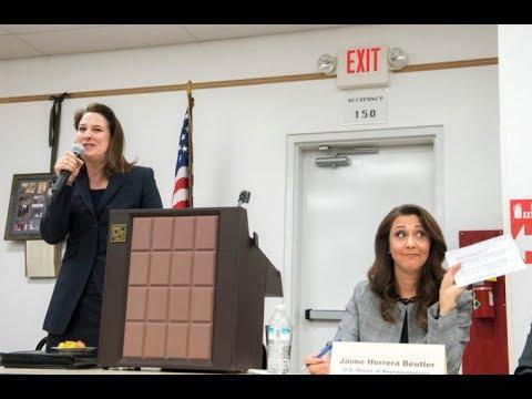 Goldendale Grange 3rd District Candidate Forum