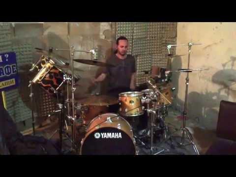 Nikolay Toshev Planet X - MoonBabies drum cover