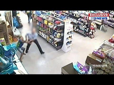 IGA Attack | 9 News Perth
