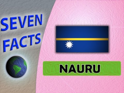 7 Facts about Nauru