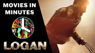 LOGAN in 4 minutes (Movie Recap)