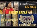 Begum Bazar one gram jewellery| With all the price and shop details| Hyderabad shopping+Giveaway
