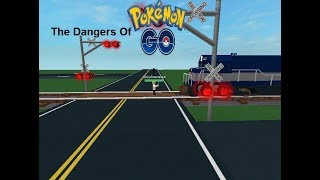 ROBLOX: The Dangers Of Playing Pokemon Go