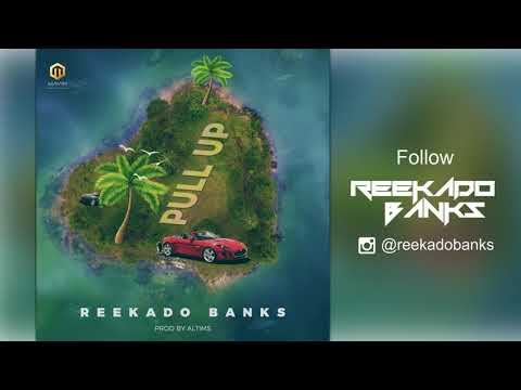 Reekado Banks  -  Pull Up ( Official Audio )