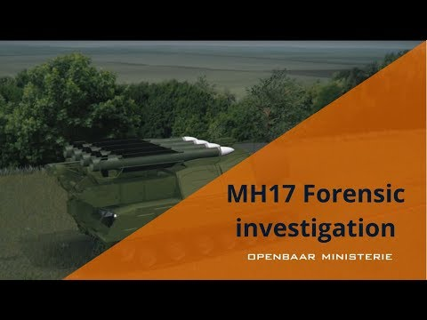 2. Forensic investigation MH17