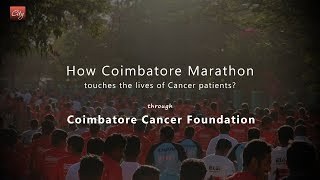 Have you run the Coimbatore Marathon? Watch the lives you've touched!!
