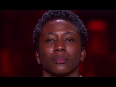 Sammulous: Rising Star Singer from The Hood Hits HIGHEST Notes on America's Got Talent 2017