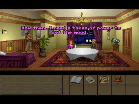 Indiana Jones and the Fate of Atlantis PC Longplay - Team Path