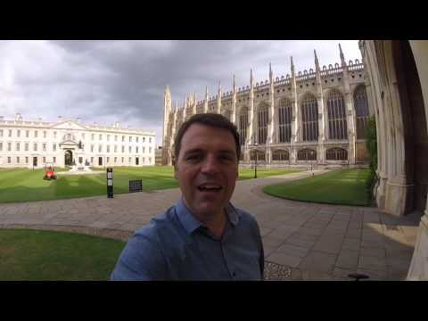 What can we learn from Christianity across history & the world? Cambridge & the Global Church VLOG70